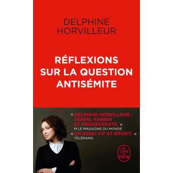 Réflexions sur la question antisémite de Delphine Horvilleur