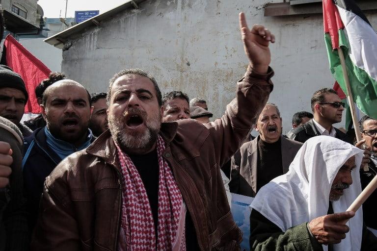 L'Autorité Palestinienne au bord de l'effondrement coronaviru