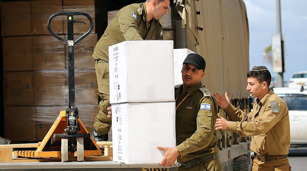 coronavirus en israel les grand mères recevront de la nourriture
