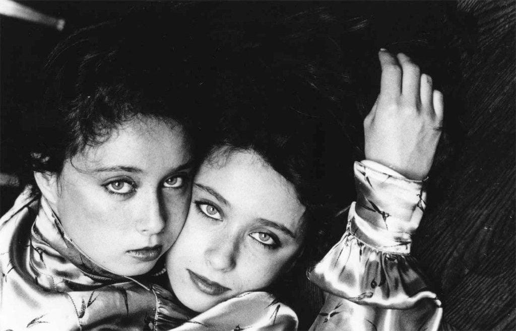 """Carole Bellaïche, """"Entre jeunes filles"""", texte d'Alain Bergala, Editions Yellow Now."""