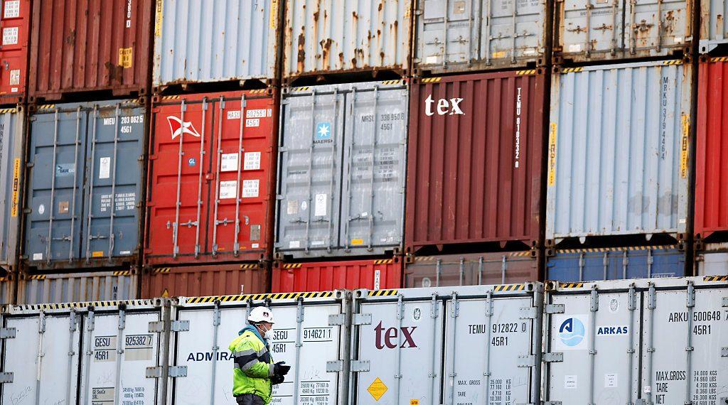 Le plus port d'Israël fonctionne à plein régime