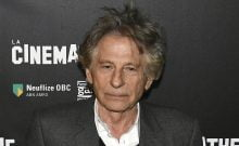 """French-Polish director Roman Polanski poses during a photocall prior to the screening of his movie """"D'apres une histoire vraie"""" (""""based on a true story"""") at the Cinematheque in Paris on October 30, 2017. French feminists will stage a protest in Paris on October 30, 2017, as film director Roman Polanski, accused of a string of sexual assaults, is expected to attend a retrospective of his work. The Franco-Polish director, 84, will appear at the prestigious Cinematheque Francaise film archive as debate over sexual abuse rages worldwide following the allegations that toppled Hollywood mogul Harvey Weinstein. / AFP PHOTO / Lionel BONAVENTURE        (Photo credit should read LIONEL BONAVENTURE/AFP/Getty Images)"""