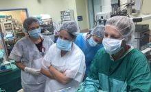 accouchement en israel avec le coronavirus