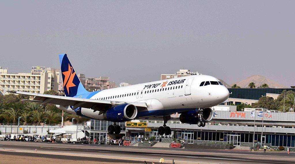 primeiro vôo de Israel para a China para trazer suprimentos médicos