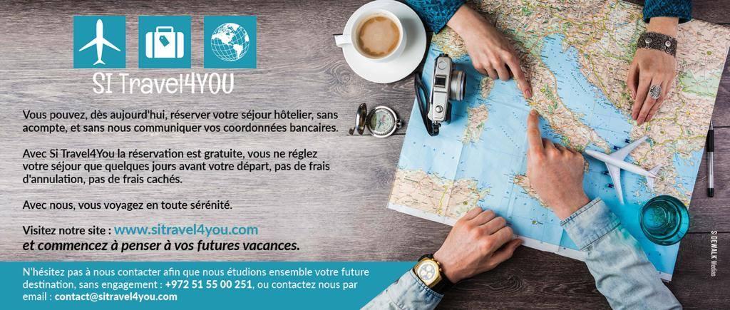 Philippe Sarfati de Travel4you en israel
