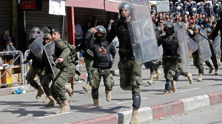 nous sommes au bord d'une nouvelle Intifada contre Israël
