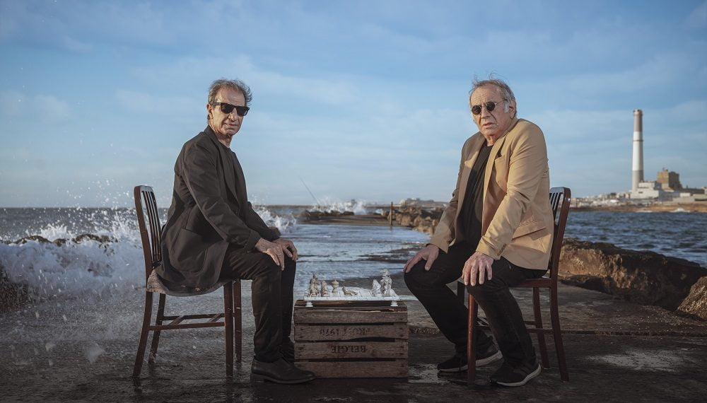 Sasson Gabai et Dov Glickman de Shtissel
