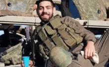 En Israël la tombe du soldat Amit Ben Yigal mort lundi a été profanée