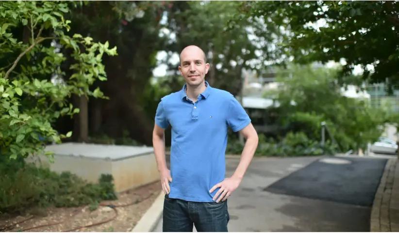 Asst. Prof. Yoav Shechtman de la Faculté de génie biomédical du Technion. (crédit photo: BUREAU DU PORTE-PAROLE TECHNION)