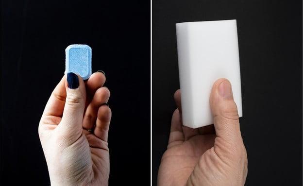 L'alliance improbable entre l'éponge magique et une tablette pour lave vaisselle