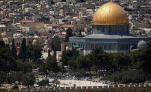 la légitimité de la présence juive à Jérusalem