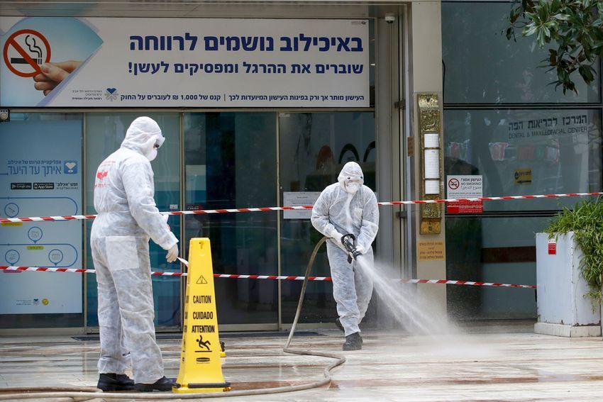 Des chercheurs israéliens développent une technologie qui transforme l'eau du robinet en un puissant désinfectant Par NoCamels Team 11 mai 2020