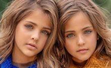 A quoi ressemble la vie des deux plus belles petites filles du monde