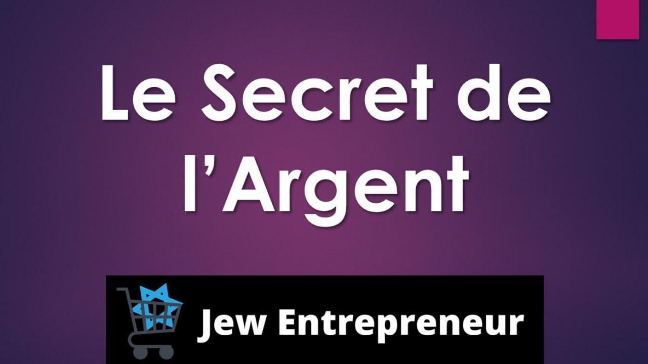 Jew entrepreneur le secret de l'argent ecole juive du marketing digital