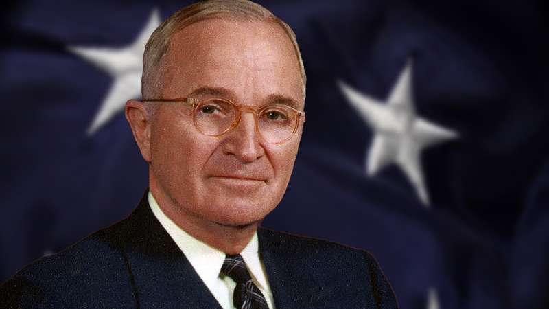 Harry S Truman l'homme qui a contribué au destin juif pour Israël