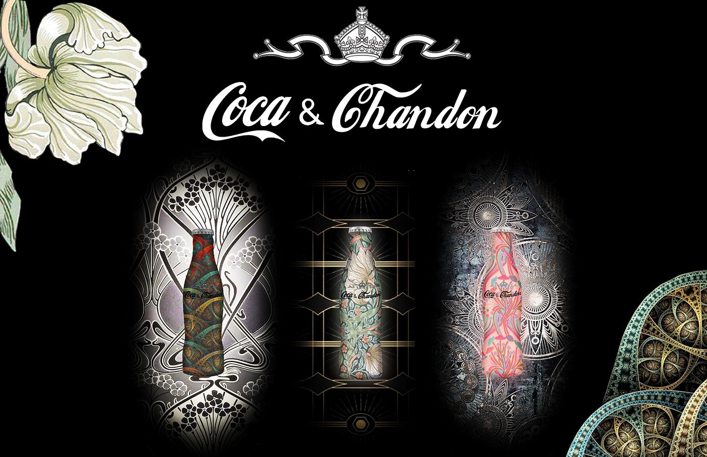 Coca-cola Israël et Moët Chandon une alliance de bulles