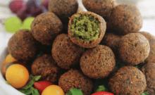Falafel la petite boule d'optimisme pour les petites entreprises israéliennes