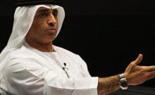 Ambassadeur des Émirats arabes unis aux États-Unis, Yousef al-Otaiba | Photo: AP / Jon Gambrell