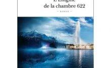 Livre juif : L'énigme de la chambre 622 de Joël Dicker