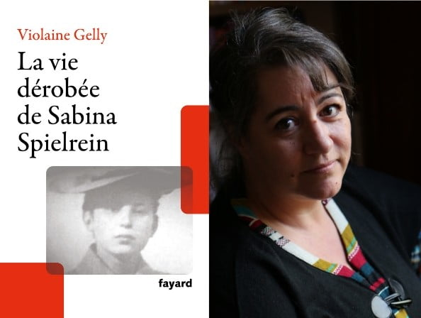 La vie dérobée Sabina Spielrein