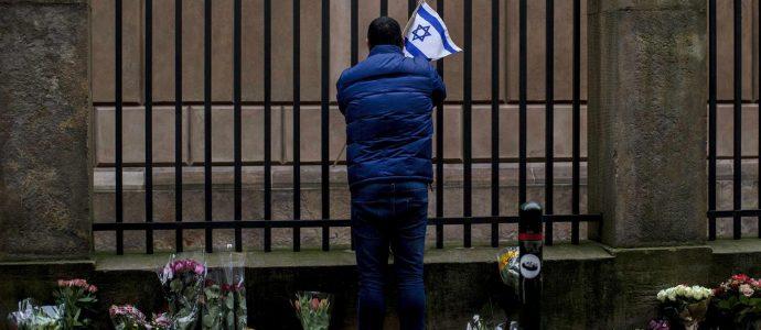 Acte antisémite au Danemark : la vitrine d'une boucherie cachère brisée