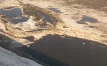 après une catastrophe écologique le ruisseau Ashalim à nouveau ouvert au public
