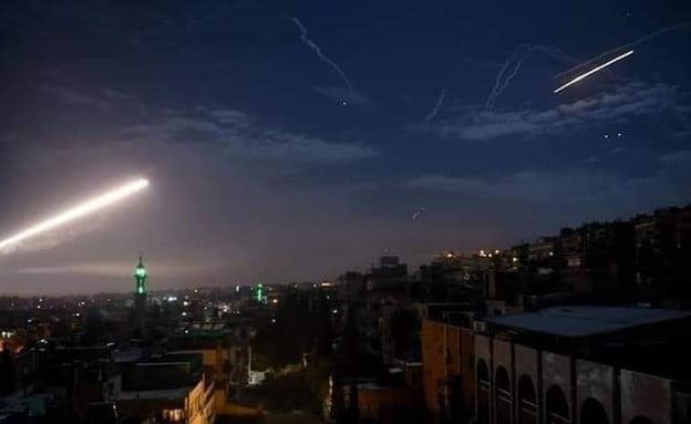 Six combattants pro-iraniens ont été tués dans une attaque israélienne en Syrie