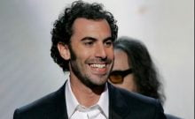 Sacha Baron Cohen le potache érudit