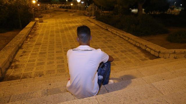 recrudescence des jeunes sans abris en Israël