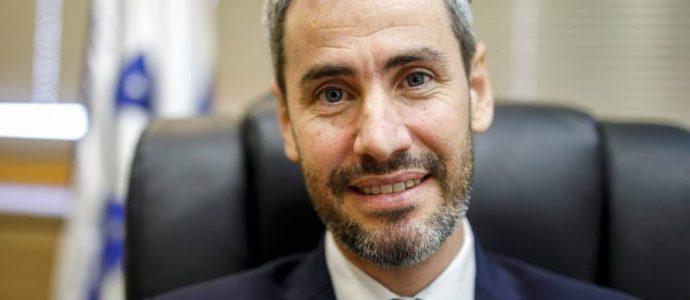 Yossi taieb premier député israélien né en France