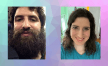 Je m'appelle Sam Zerin je suis devenue transgenre et je suis rabbin de ma communauté