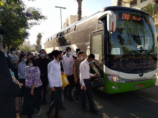 Panique coronavirus en Israël
