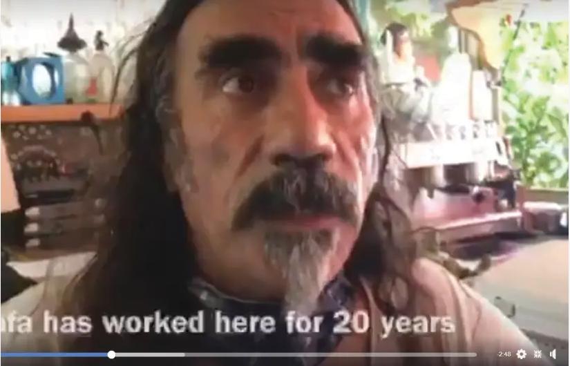 Il préfère renoncer au certificat de cacheroute que de renvoyer son cuisinier arabe