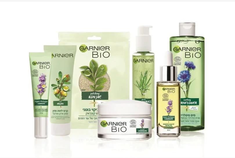 L'oréal israel Les produits de soins de la peau durables de L'Oréal. (crédit photo: courtoisie)