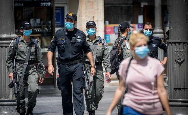 Israël/Corona : Des nouvelles restrictions entrent en vigueur ce week-end