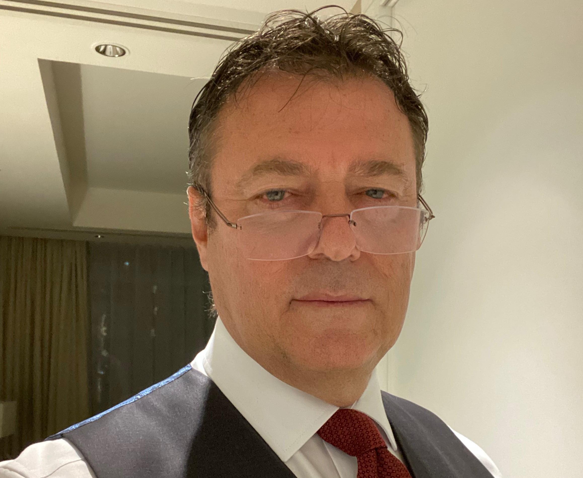 Christophe Billiottet AGDS Qatar et Israël