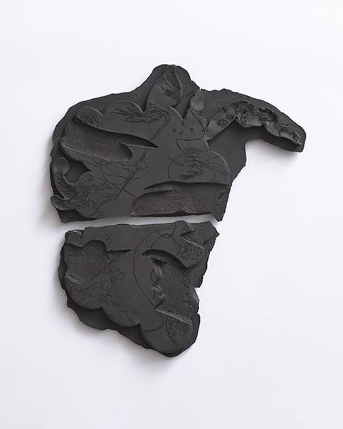 """Abraham Kritzman, """"Smoking"""", The Jerusalem Artists House, jusqu'au 8 aout 2020."""