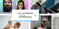 Les titres de la semaine d'Alliance le premier magazine juif sur le net -vidéo-