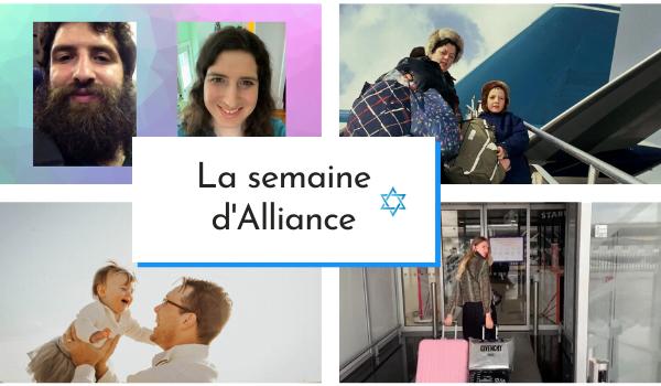 Alliance magazine les titres de la semaine