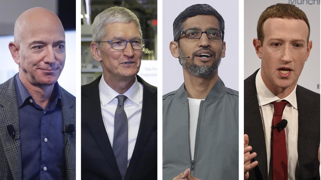 La chasse aux sorciers débute : Facebook, Google, Apple, Amazon dominent-ils le monde ?