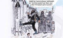Dessin satyrique de la semaine de Reguel pour Alliance le premier magazine juif sur le net