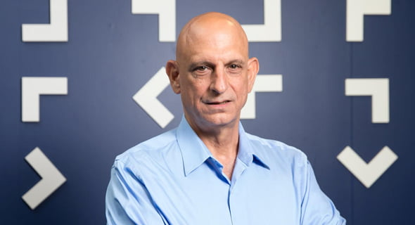 Aharon Aharon, PDG de l'IIA.