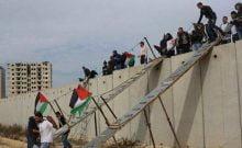 Des dizaines de milliers de Palestiniens ont passé le week-end en Israël