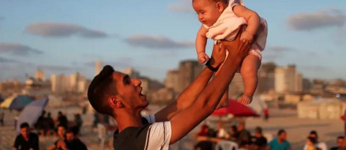 Palestiniens de passer en Israël.