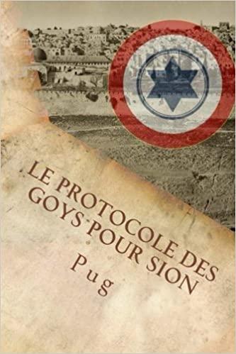 Livre juif : Le protocole des Goys pour Sion