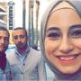 Yasmin Jabar, arrêté par le Shin Bet sur des accusations de recrutement par la Force iranienne Qods et le Hezbollah, 17 septembre 2020 (crédit photo: avec l'aimable autorisation du Shin Bet)
