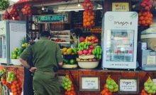 L'Alyah comme sur des roulettes en israel