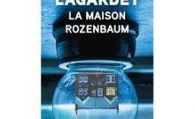 Livre juif : La Maison Rozenbaum de Évelyne Lagardet