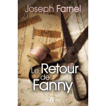 Livre juif : Le retour de Fanny de Joseph Farnel