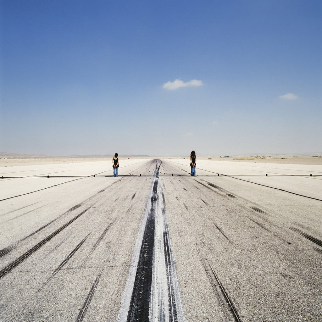 Artiste juive et israélienne : Naomi Leshem - substance du paysage-